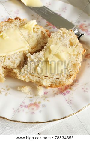Buttered Scones