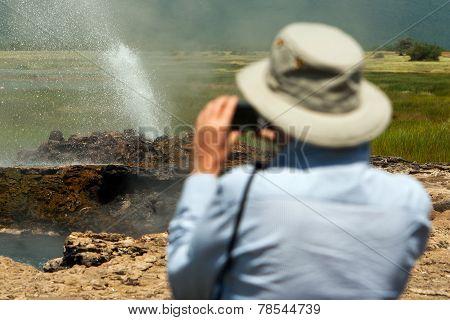 Seniors On Photo Safari