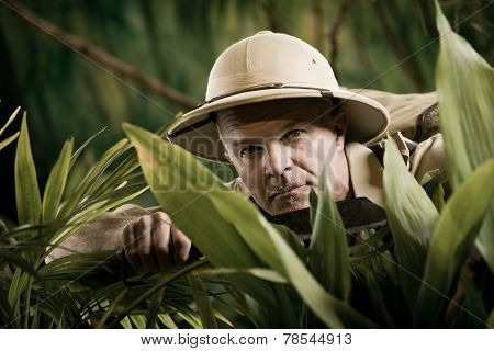 Surviving In The Jungle