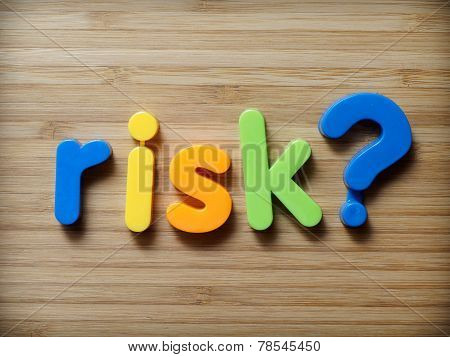Risk Question Concept