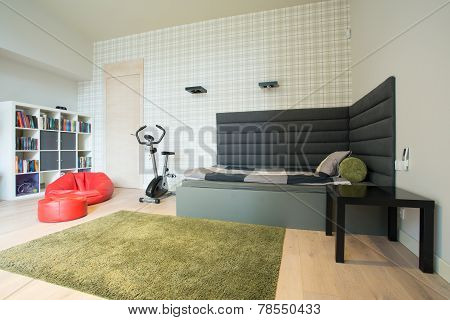 Room Of Teenage Boy