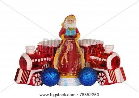 Santa Claus and Toys