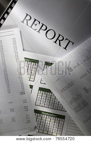 Operating Budget, Calendar And Report