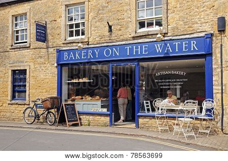 Bread shop, Bourton on the Water.