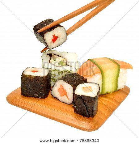 Sushi Samples