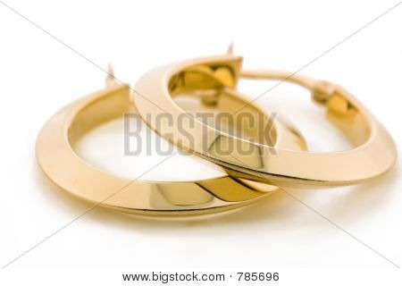 Gold Jewellery - Earrings