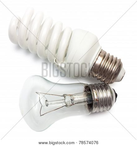 Energy Efficient Lamp Or Obsolete