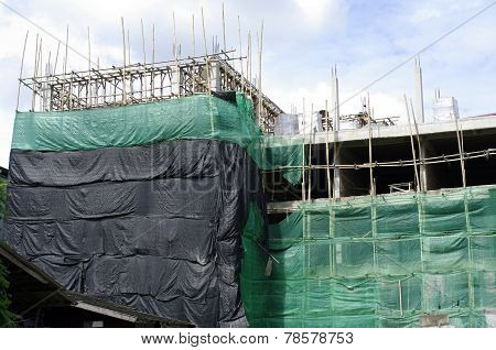 Construction Site Building