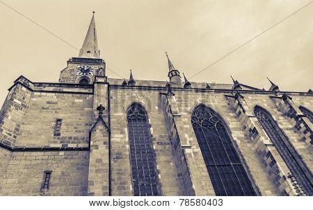 St. Bartholomew's Church, Pilsen