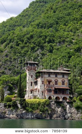 Villa La Gaeta, Lake Como, Italy, May 20th 2010