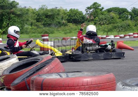 Go Cart Accident