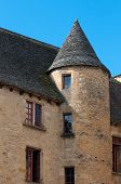Streets Of Sarlat, French Medieval Town poster