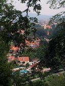 Samobor, city in Croatia poster