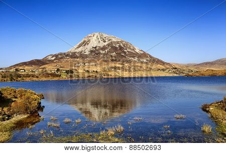 Mount Errigal, Co. Donegal, Ireland