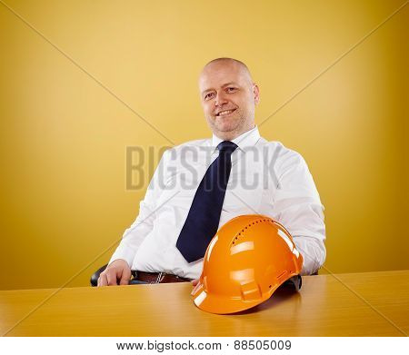 Engineer In Office