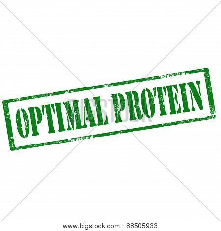 Optimal Protein-stamp