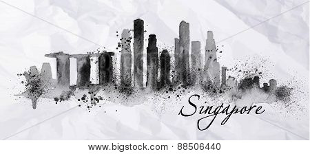 Silhouette ink Singapore