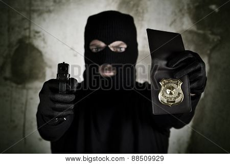 Special Police Agent