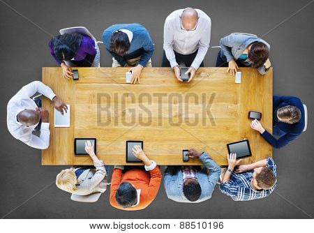 Technology Digital Device Communication Online Concept