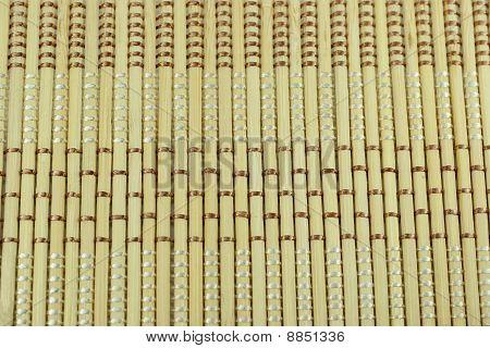 Bamboo Matt Close-up Background