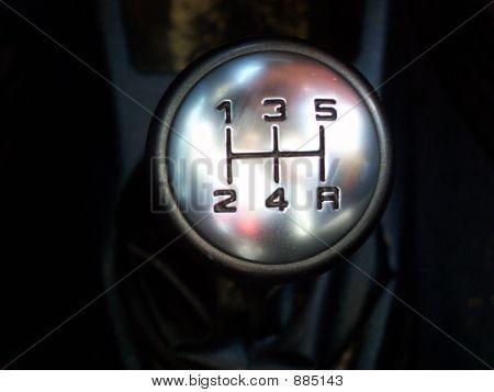 Manual Car Gearshift