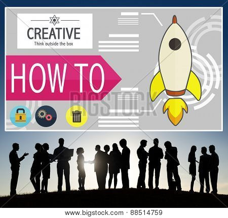 Creative Innovation Development Growth Success Plan Concept