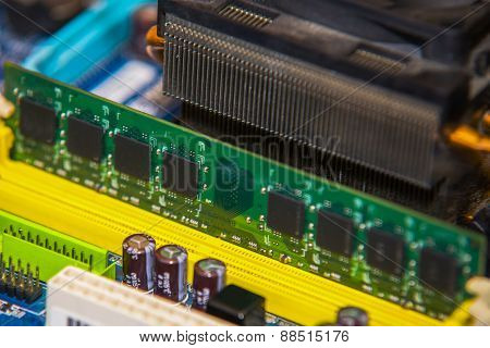 Installation Of Ram On Computer