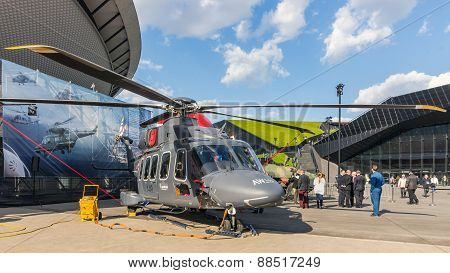 AW149 multi-purpose helicopter