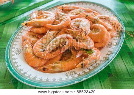 Stream Prawn Seafood