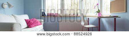 Beauty Room For Schoolgirl