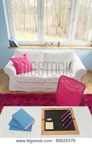 Beauty Room For Teenage Girl
