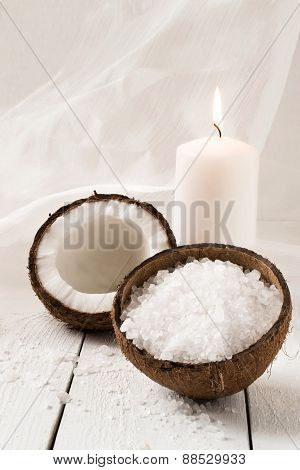 Coconut And Spa Products