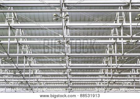 Ceiling  Steel Roof