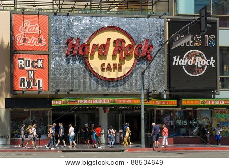 Hollywood Hard Rock Cafe