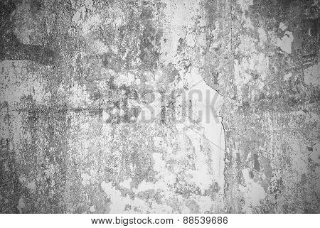 Concrete wall texture.