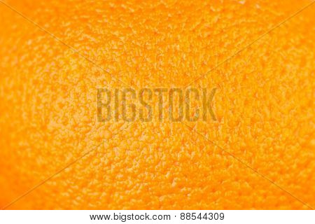 Ripe Orange Background