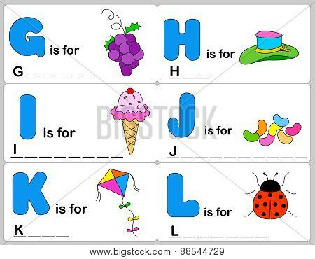 Alphabet Word Game / Activity