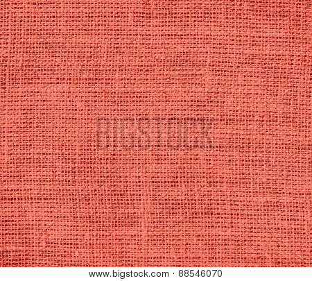 Burlap Bittersweet texture background