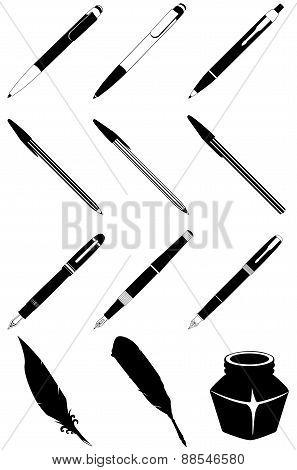 Icons Pen