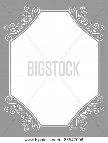 Ornamental Border / Frame