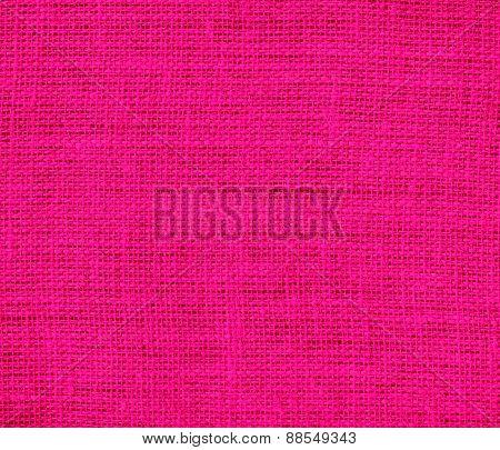 Burlap rose texture background