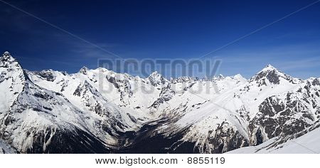 Mountain Panorama