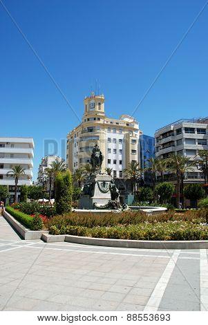 Plaza del Arenal, Jerez de la Frontera.