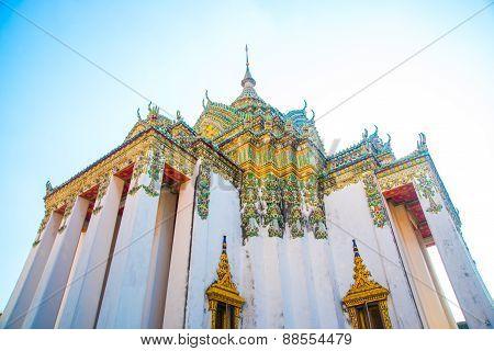 Religious Temple In Bangkok