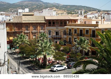 Town square, Cabra.