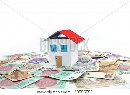 Czech Money - House, Home