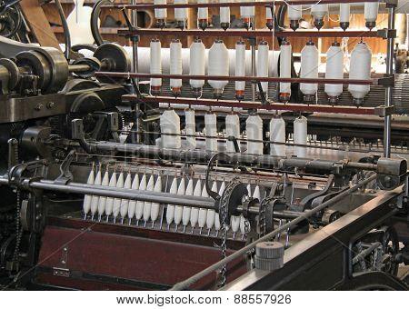 Textile Machine.