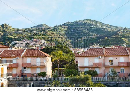 Urban Houses In Comune Gaggi In Sicily, Italy