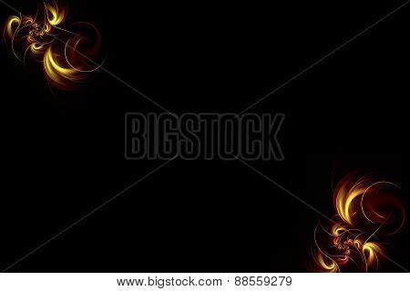 Flame fractals