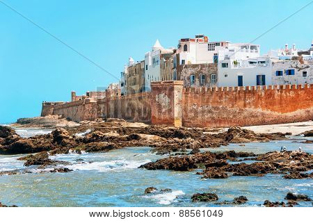 Essaouira is a city in Morroco